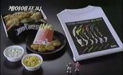 KFC Korea T-Shirt and Meal