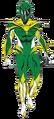 MMPR - SOTD - Crystal Green Ranger