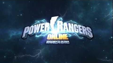 Power Rangers Online MMORPG Trailer