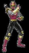 Crimson Ninja Storm Ranger SH Figuarts