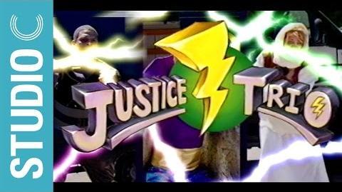 Justice Trio- Rejected Power Rangers Sequel