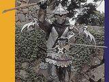 Hades Beastman Kirikage the Ninja