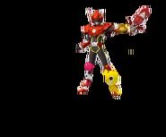 Red Miniforce Ranger