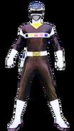 Black Space Ranger
