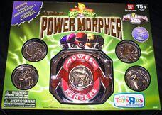 MMPR Legacy Power Morpher