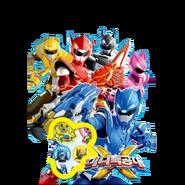 Power Rangers Miniforce X (Team)