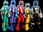 Power Rangers RPM (Team)
