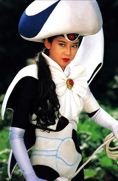 Maria (Jetman) | RangerWiki | FANDOM powered by Wikia