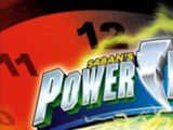 Power Rangers Time Force (song)