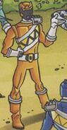 Dino Charge Orange Ranger 2