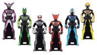 Kamen Rider OOO Ranger Keys