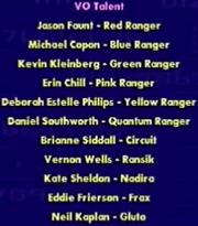 PRTF PS1 Credits