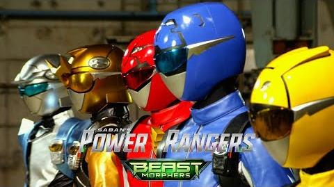 Power Rangers Beast Morphers Official Teaser Trailer Licensing Expo 2018 Hasbro
