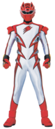 Red Jungle Fury Ranger