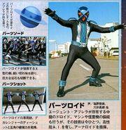 Batsuroid full profil magazine