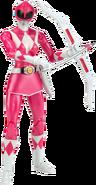 Legacy MMPR Pink Ranger Metallic