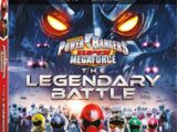 Lista odcinków Power Rangers Super Megaforce