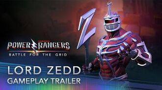 Power Rangers Battle for the Grid - Lord Zedd