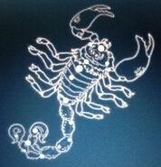 Kyuranger's Scorpio Constellation