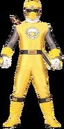 Yellow Ninja Storm Ranger