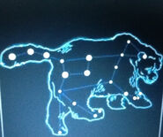 Kyuranger's Ursa Major Constellation