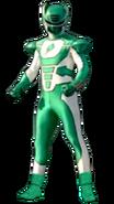 Green Elephant Fury Ranger