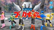 Kaizoku Sentai Gokaiger in Super Sentai Legacy Wars
