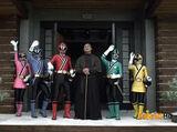 Lista odcinków Power Rangers Super Samurai