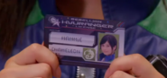 Hammie Kyuranger License