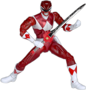 Legacy MMPR Red Ranger SDCC 2016
