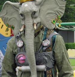 Fake Elephant
