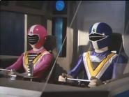 Fiveman Pink-Blue cockpit