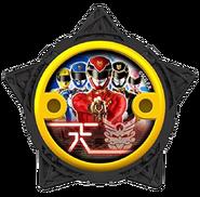 Megaforce Ninja Power Star