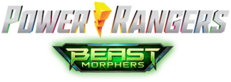 Power Rangers Beast Morphers season2 logo