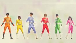 Ressha Sentai Tokkyuger Team Up Henshin