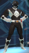 Legacy Wars Mighty Morphin Black Ranger