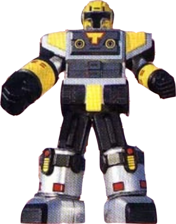 Transwarp Megazord