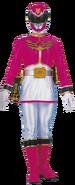 Pink Megaforce Ranger