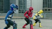 Busters Ready Go (Super Hero Taisen)
