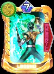 DragonRanger Card in Super Sentai Legend Wars