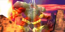 Hyakuju Sentai GaoRanger video game King Org