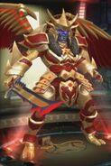 Legacy Wars Mega Goldar