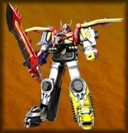 Gosei Great (Dice-O)