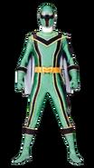 Green Mystic Force Ranger
