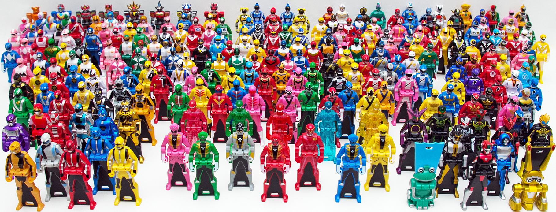 Ranger Keys Toyline Rangerwiki Fandom Powered By Wikia