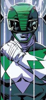 Zack Green Ranger Boom