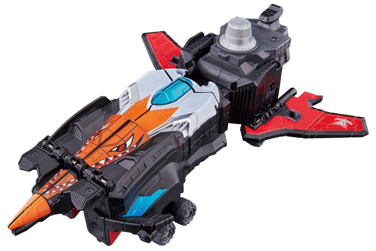 Lupinranger VS Keisatsu Sentai Patoranger VS Vehicle Series DX Siren Striker F//S