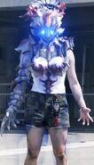 Mika Retsu Monster