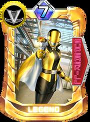 LupinYellow Card in Super Sentai Legend Wars