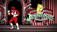 Mighty Morphin Power Rangers (Game Boy) - Level 5 Gameplay - Megazord vs